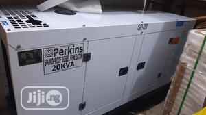 20kva Perkins Soundproof Generator | Electrical Equipment for sale in Lagos State, Ojo