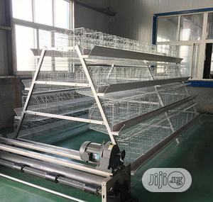 Automatic Poultry Cage China Factory Poultry Cage | Farm Machinery & Equipment for sale in Oyo State, Akinyele