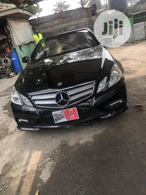Mercedes-Benz E350 2012 Black | Cars for sale in Lagos State, Surulere