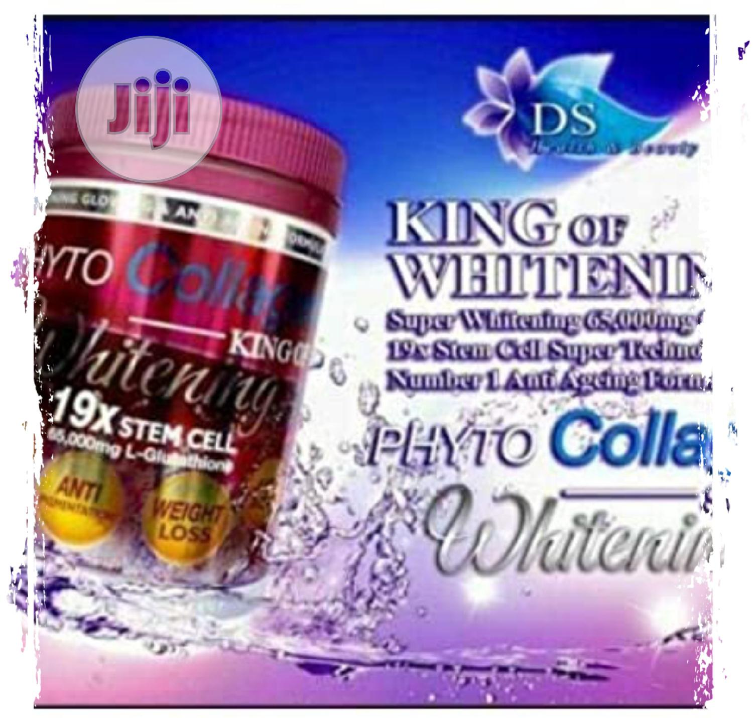 Phyto Collagen King of Whitening | Vitamins & Supplements for sale in Amuwo-Odofin, Lagos State, Nigeria