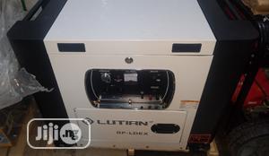 10kva Lutian Diesel Soundproof Generator | Electrical Equipment for sale in Lagos State, Ajah