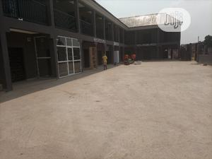 Standard Shop With Toilet And Tiles At Command TO LET | Commercial Property For Rent for sale in Lagos State, Ipaja