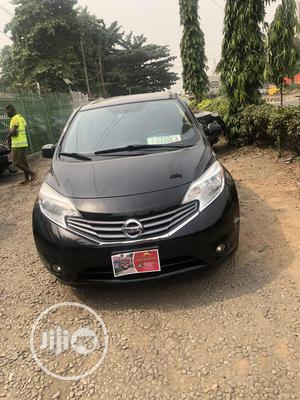 Nissan Versa 2015 Black | Cars for sale in Lagos State, Surulere