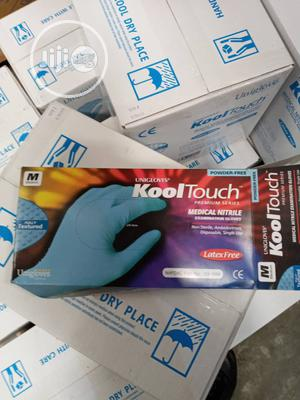 Nitrile Powder Free Gloves | Medical Supplies & Equipment for sale in Lagos State, Ikeja