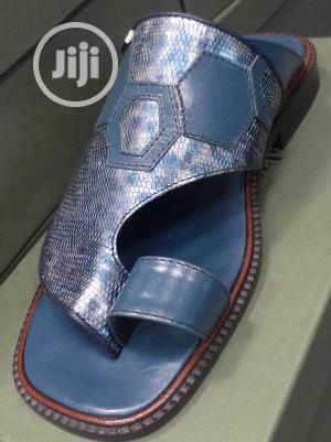 Real Italian Leather Slippers for Men   Shoes for sale in Lagos State, Surulere