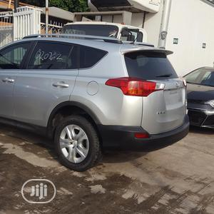 Toyota RAV4 2014 LE 4dr SUV (2.5L 4cyl 6A) Silver | Cars for sale in Lagos State, Kosofe