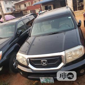 Honda Pilot 2010 Black | Cars for sale in Lagos State, Ikorodu