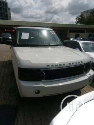 Land Rover Range Rover Vogue 2007 White | Cars for sale in Abuja (FCT) State, Central Business District