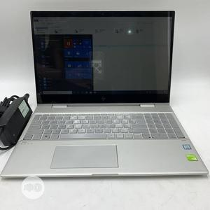 Laptop HP Envy X360 15-Cp0013nr 8GB Intel Core I5 SSD 1T   Laptops & Computers for sale in Lagos State, Ikeja