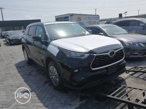 Toyota Highlander 2020 XLE AWD Black | Cars for sale in Lagos State, Lekki