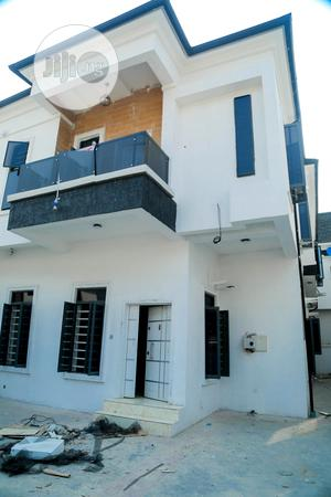 4 Bedroom Semi-Detached Duplex With 1 BQ | Houses & Apartments For Rent for sale in Lekki, Chevron