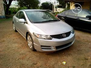 Honda Civic 2009 Coupe LX Gray   Cars for sale in Lagos State, Yaba