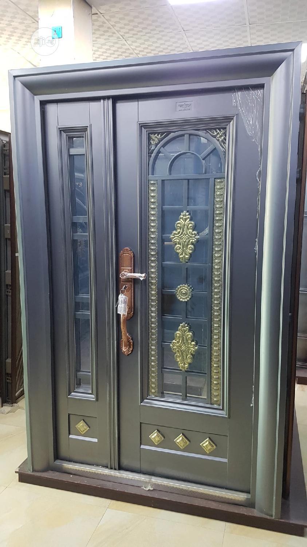 Isreali Door in Door