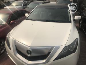 Acura ZDX 2010 Base AWD White | Cars for sale in Lagos State, Ajah