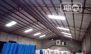 A Standard Newly Built Modern Warehouse at Alaafin Oluyole | Commercial Property For Sale for sale in Oyo State, Oluyole