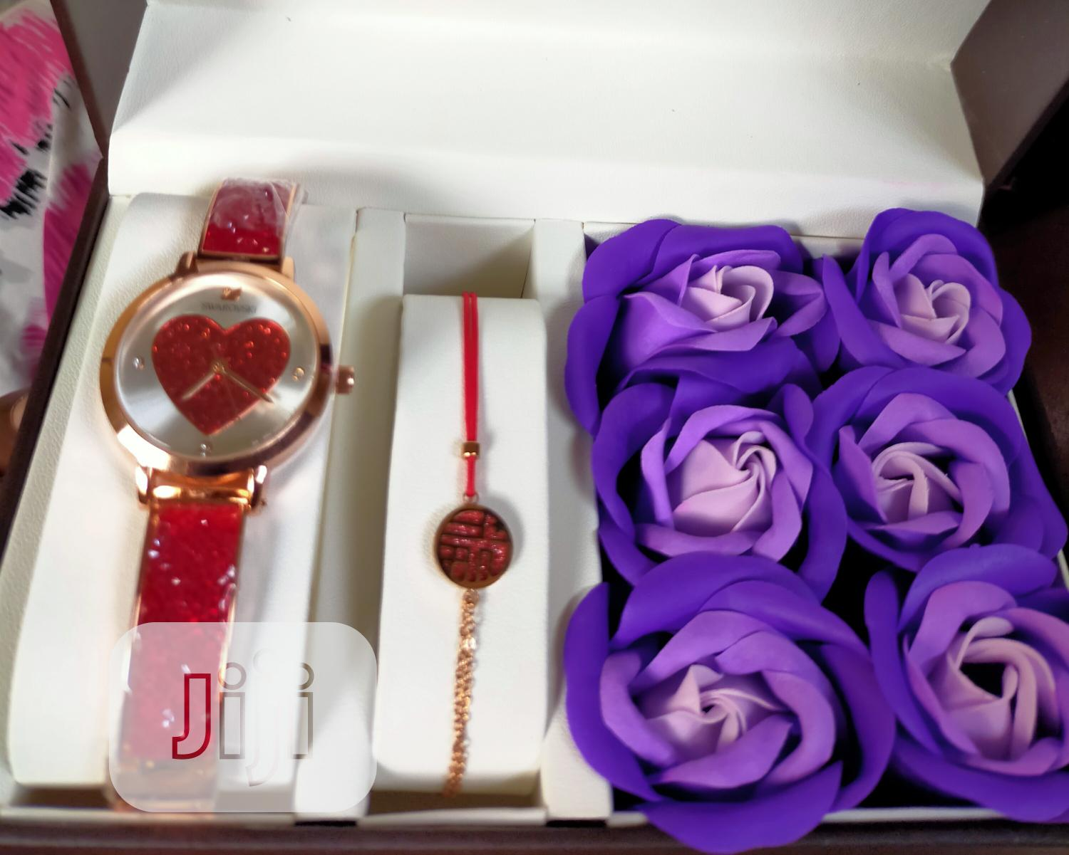 Valentine Gift Set | Watches for sale in Port-Harcourt, Rivers State, Nigeria