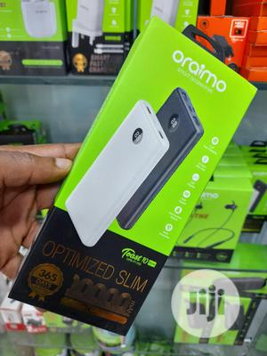 Oraimo 10000mah Digital Ultra Slim Power Bank | Accessories for Mobile Phones & Tablets for sale in Lagos State, Ikeja