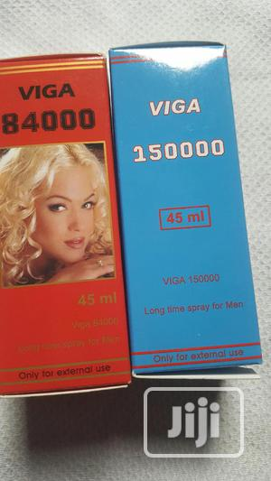 Viga 150000 Spray With Vitamin E Delay Spray for Men | Sexual Wellness for sale in Lagos State, Alimosho