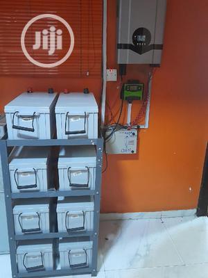 5kva Solar Inverter Full Package Installation | Solar Energy for sale in Lagos State, Gbagada