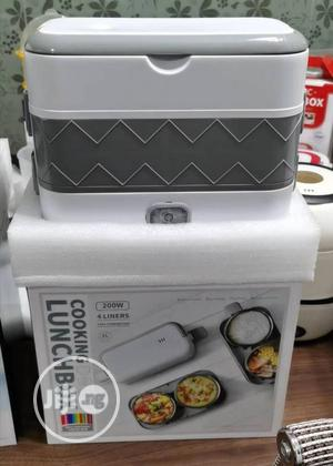 Double Layer Cooking Lunchbox   Kitchen Appliances for sale in Lagos State, Surulere