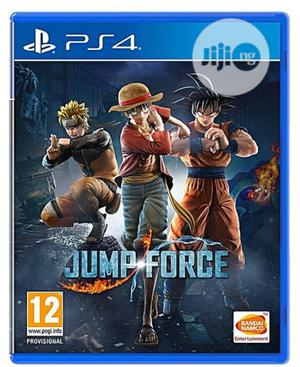 Jump Force Ps4 Game   Video Games for sale in Lagos State, Ikeja