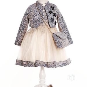 Blue and Silver Gown | Children's Clothing for sale in Lagos State, Ibeju