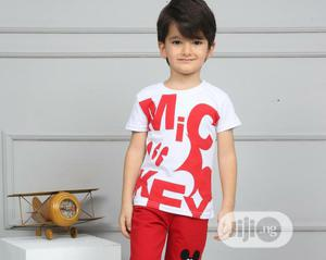 Mickey Mouse Short   Children's Clothing for sale in Lagos State, Ojota