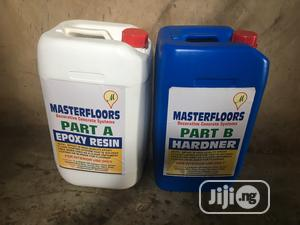 Epoxy Flooring Chemicals   Building & Trades Services for sale in Lagos State, Ojota