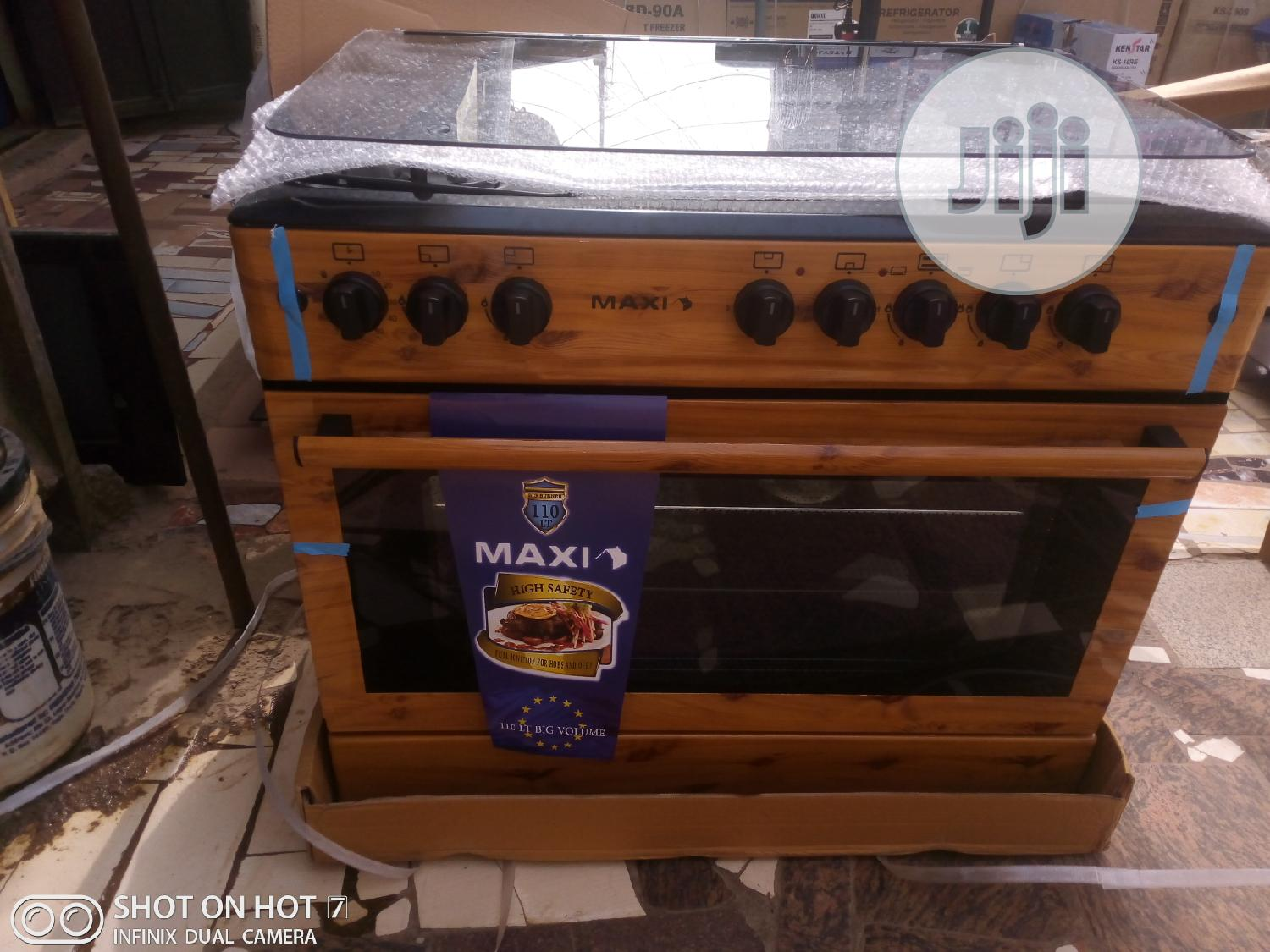 Maxi Gas Cooker   Kitchen Appliances for sale in Gwagwalada, Abuja (FCT) State, Nigeria