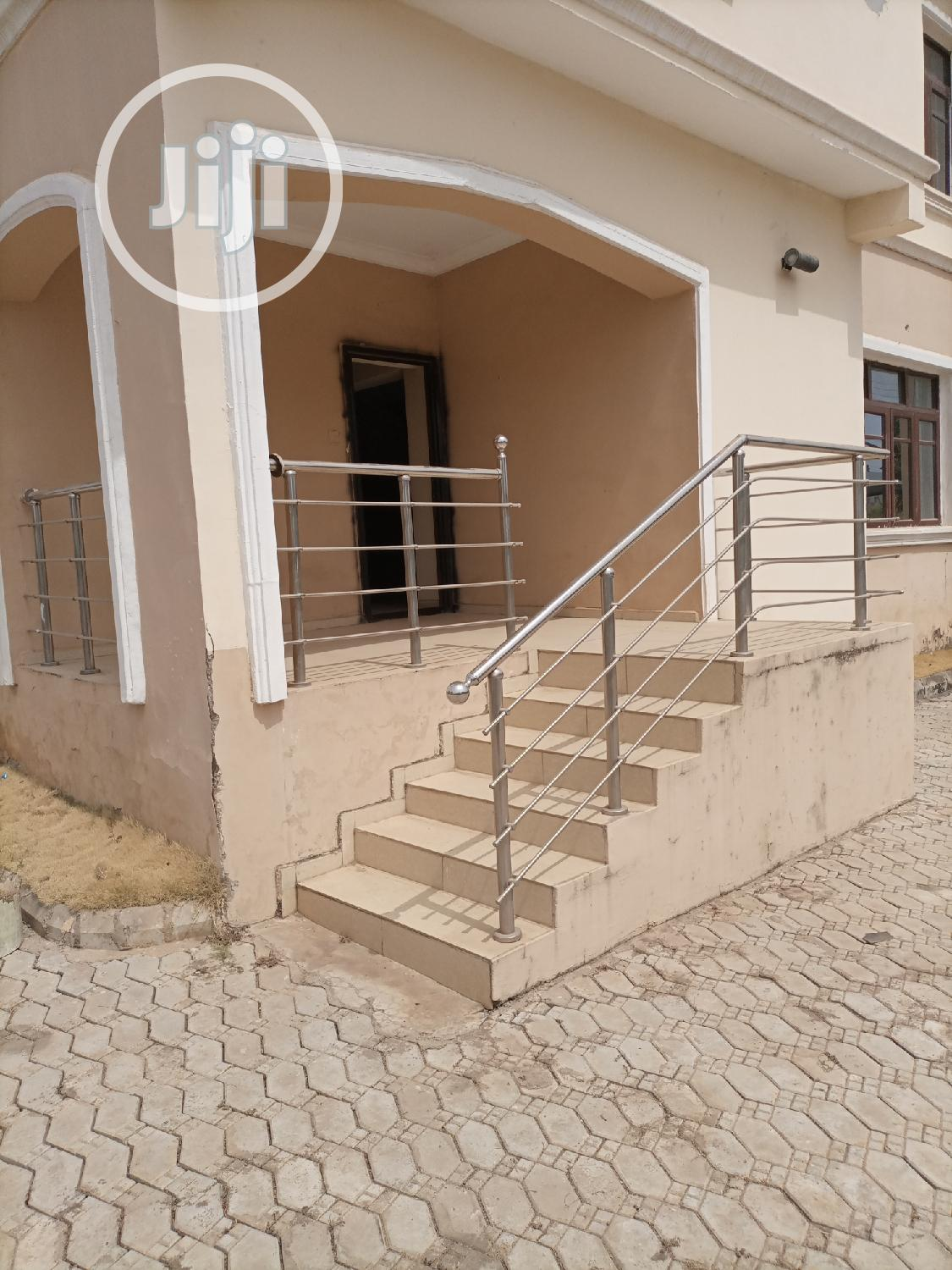 Archive: A Well Renovated 3bedroom Semi Detached Duplex With a Bq