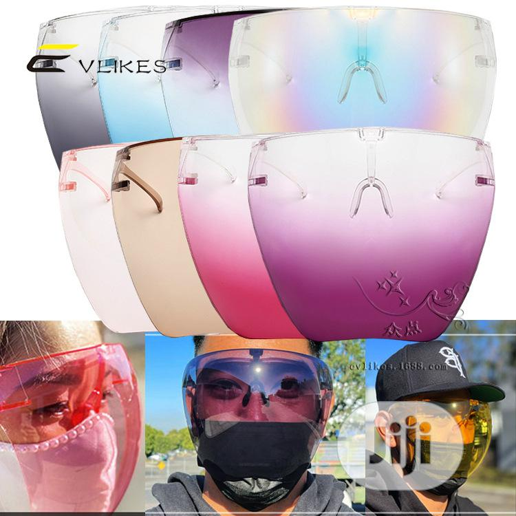 Ten Pieces of Bubble Face Shield | Safetywear & Equipment for sale in Ikeja, Lagos State, Nigeria