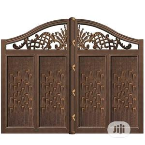 Double Swing Driveway Gate | Doors for sale in Abuja (FCT) State, Gudu