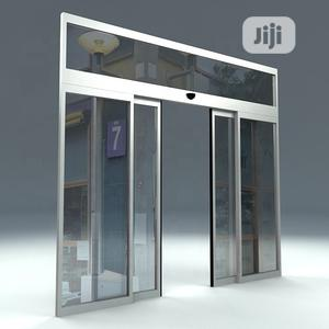 Automatic Sliding Motion Sensor Door Operator System HIPHEN | Doors for sale in Lagos State, Yaba