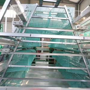 Poultry Cage / Automatic Poultry Cage / China Poultry Cage | Farm Machinery & Equipment for sale in Oyo State, Oyo