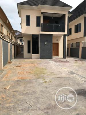 Newly Built 5bedrm Duplex Wit Bq in an Estate at Oko Oba.N80mil | Houses & Apartments For Sale for sale in Agege, Oko-Oba