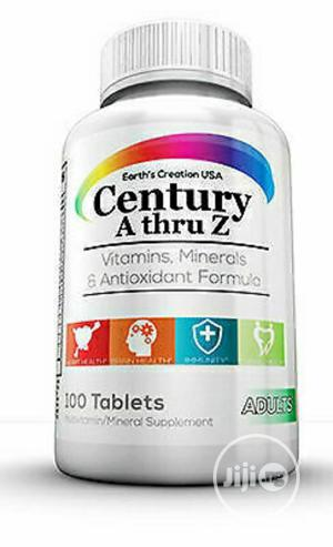 Earth Creation Century a Thru Z | Vitamins & Supplements for sale in Lagos State, Ilupeju