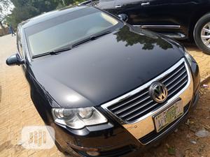 Volkswagen Passat 2008 3.6 Black   Cars for sale in Abuja (FCT) State, Durumi