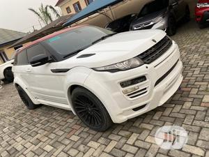 Land Rover Range Rover Evoque 2013 White | Cars for sale in Lagos State, Amuwo-Odofin