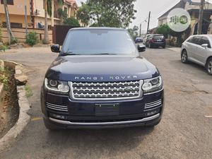 Land Rover Range Rover Sport 2014 Blue | Cars for sale in Lagos State, Magodo