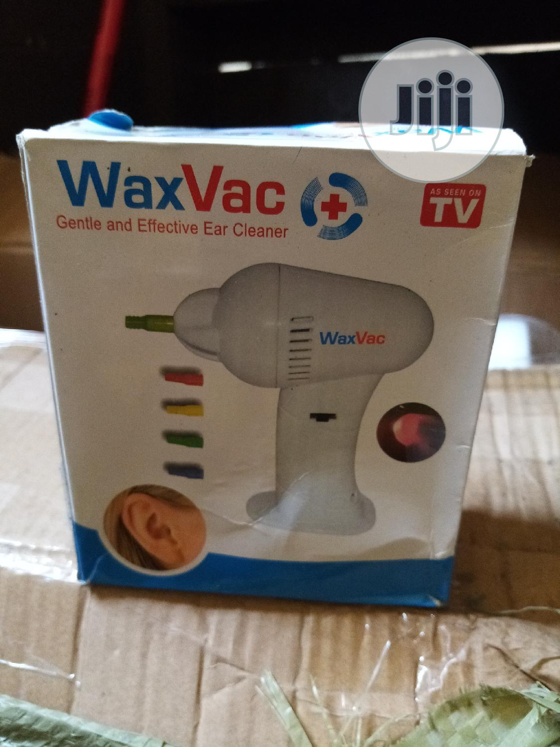 Archive: Ear Wax Cleaner
