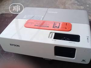 Super Bright and Good Epson Projector Available in Nigeria | TV & DVD Equipment for sale in Lagos State, Ojota