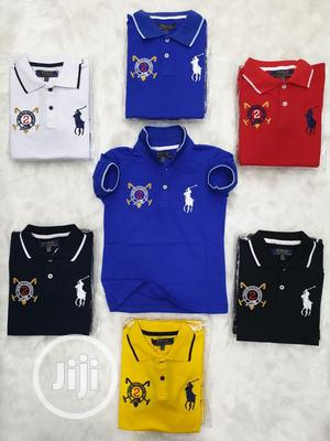Turkey Polo Shirts for Boys | Children's Clothing for sale in Lagos State, Ojodu