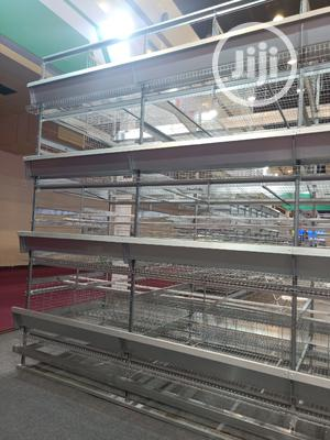 Poultry Cage / China Imported Poultry Cage   Farm Machinery & Equipment for sale in Bauchi State, Gamawa