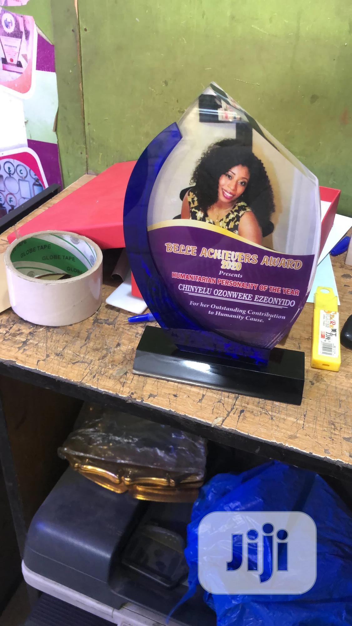 Archive: Quality Acrylic Award