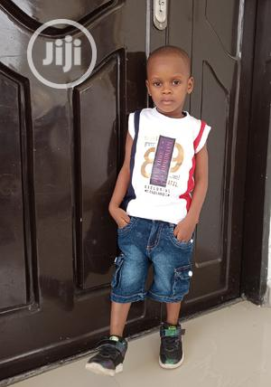 Kids Luxury T-Shirt | Children's Clothing for sale in Delta State, Isoko
