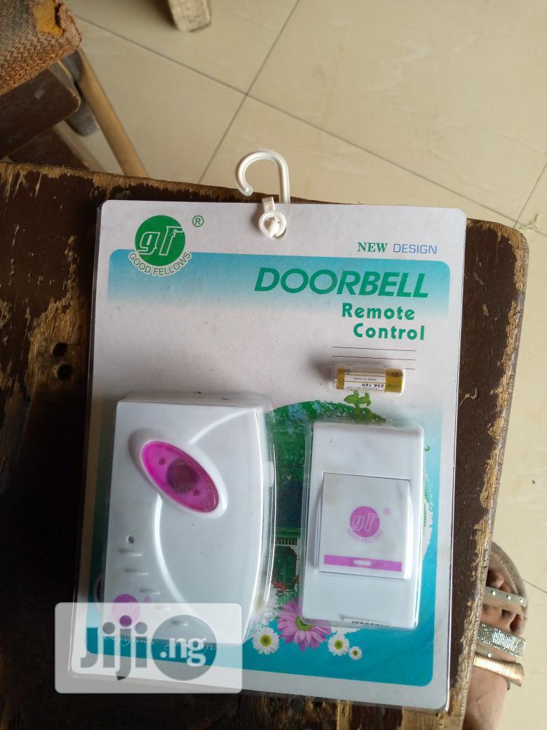 Door Bell Remote Control