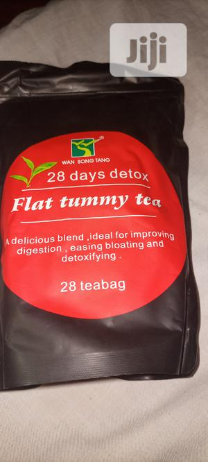 Flat Tummy Tea for Accurate Body Size   Vitamins & Supplements for sale in Rivers State, Port-Harcourt