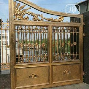 Remote Control Barrier Swing Gate   Doors for sale in Abuja (FCT) State, Wuse 2