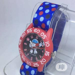 Red Balloon Kids Hypoallergenic Blue Red Analog Wristwatch   Babies & Kids Accessories for sale in Abuja (FCT) State, Wuse 2