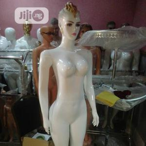 Fibre Indian White Glossy Woman Mannequin   Store Equipment for sale in Lagos State, Lagos Island (Eko)